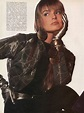Striking! Vogue US (June 1985) - 'Fall Signals/New York ...