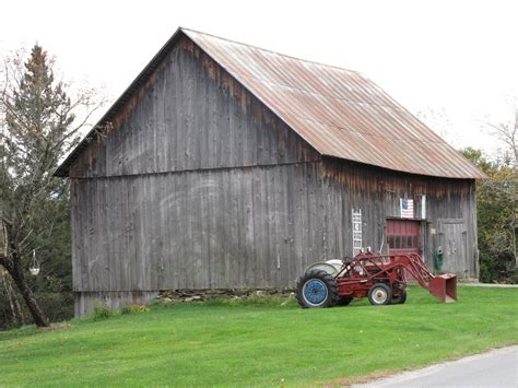 Barns And by Vermont Barn Census Brownington 2009 Preliminary Research