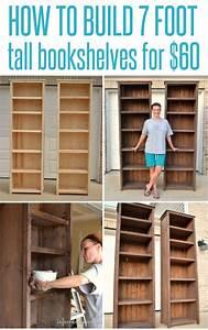 How, To, Make, Bookshelves