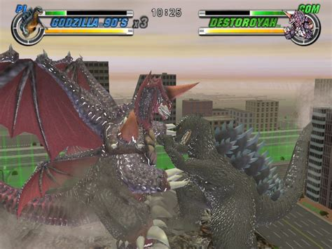 No download or installation needed to play this free game. Godzilla Destroy All Monsters-Melee ISO