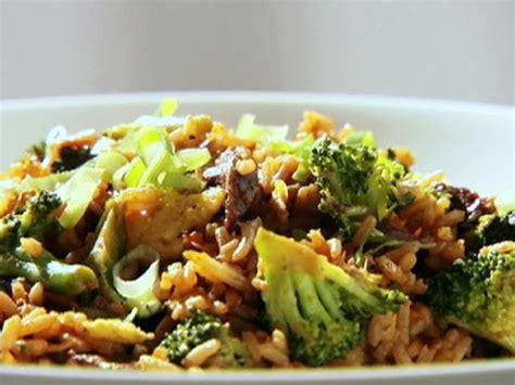 beef fried rice recipe sandra lee food network
