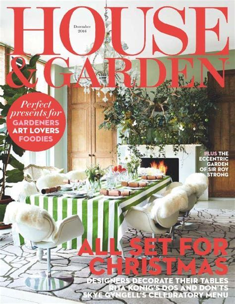 House And Garden Magazine by Buy House And Garden Uk Magazine Subscription Buy At