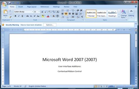 micresoft word an introduction to microsoft word