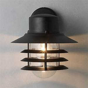 buy nordlux vejers outdoor wall lantern john lewis With outdoor sensor lights john lewis