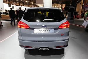 Focus St Sw : mondial auto 2014 ford focus st sw photo 5 l 39 argus ~ Medecine-chirurgie-esthetiques.com Avis de Voitures