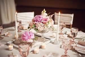 decoration de table mariage 75 idées déco de mariage pour une atmosphère romantique
