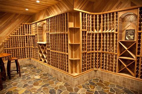 wine racks america customer cellars traditional wine cellar salt lake