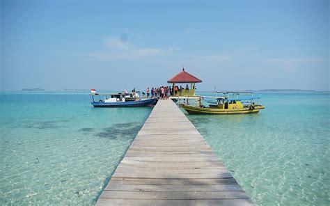 paket  day  pulau tidung trip  hari paradiso