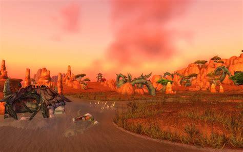 durotar wow warcraft zone
