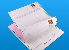 continuous form paper continuous forms carbonless continuous forms dot