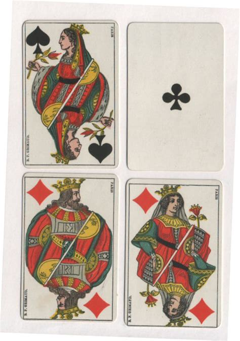 hg images playing cards united kingdom
