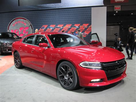dodge charger debuts    york auto show