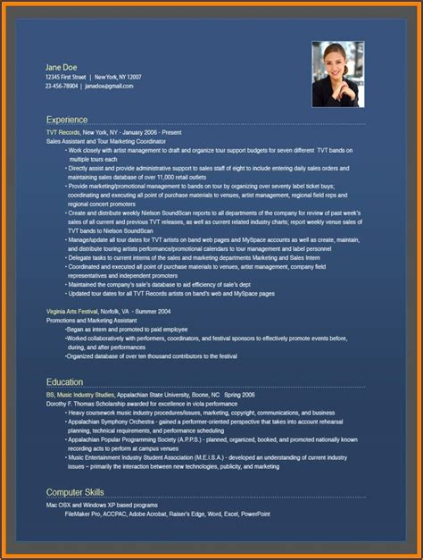 Free Resume Builder And by Free Resume Builder And Resume Resume