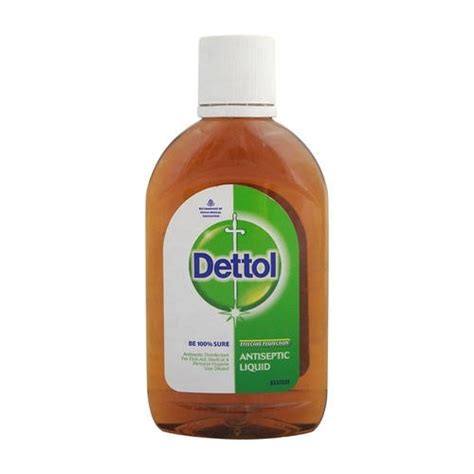 Dettol Antiseptic Liquid 110ml - Value Items