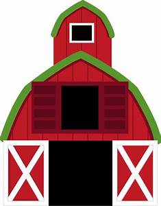 Funny farm, Barns and Clip art on Pinterest