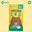 BROWN 大人外科口罩 – H-PLUS MASK HONG KONG
