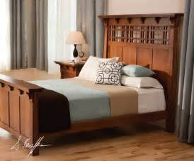 Mission Style Bed Frame Plans Free - WoodWorking Projects