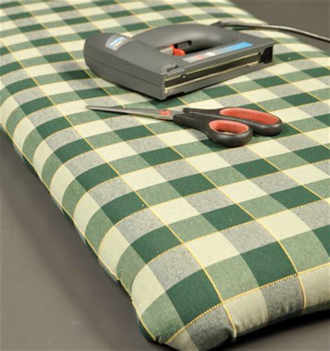 come fare seduta come fare cuscino per panca modificare una pelliccia