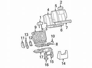 Gmc Envoy Xl Folding Seat Latch Release Handle  W  Long