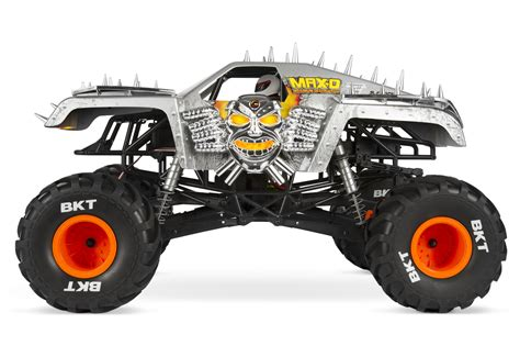 monster truck jam axial smt10 max d monster jam truck 1 10 4wd rtr