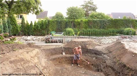 teich selber bauen 48 teich wasserfall modern selber bauen theluckystone