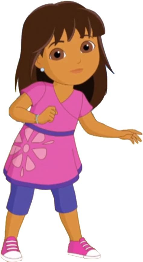 Cartoon Characters Dora And Friends Png