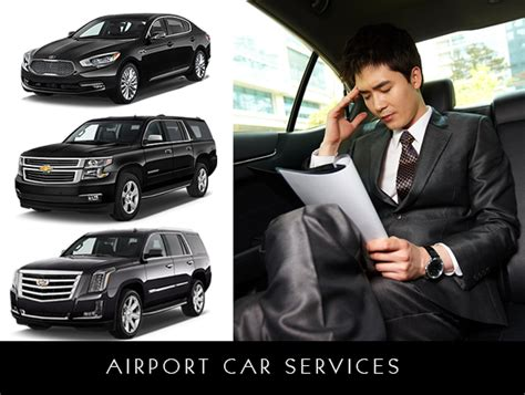 Airport Car Service by South Ta Limousine Service South Ta Limo