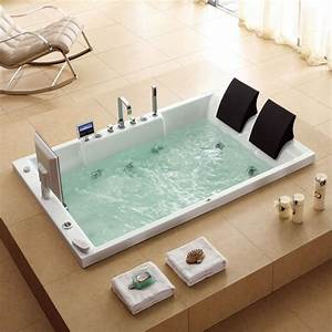 Bathtubs Idea Outstanding Two Person Jacuzzi Tub Two