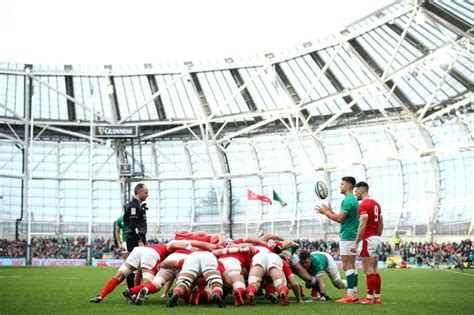 When are rugby's Autumn Nations Cup fixtures as Ireland v ...