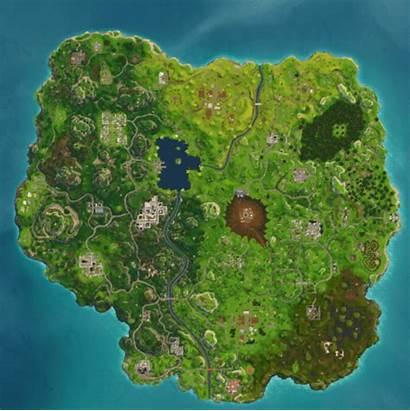 Fortnite Map Saison Goodies Cadeau Trouver Veux