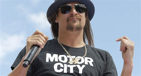 Picture Kid Rock Featuring Sheryl Crow: Senator Kid Rock. Don't Laugh.
