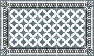 Tapis Vinyl Imitation Carreaux De Ciment : tapis vinyl carreaux de ciment ~ Zukunftsfamilie.com Idées de Décoration