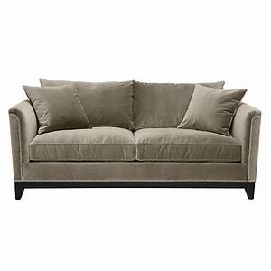 Z gallerie sofas cloud modular sectional thesofa for Z gallerie leather sectional sofa