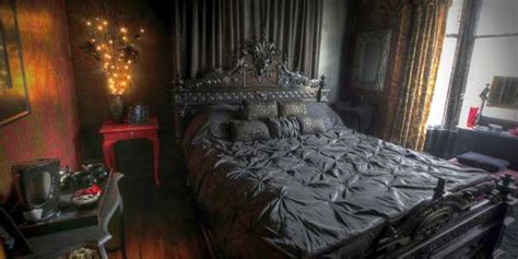 classy gothic bedroom ideas  scare  pants