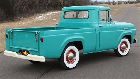 1960 Ford F100 Pickup  W188  Indy 2012