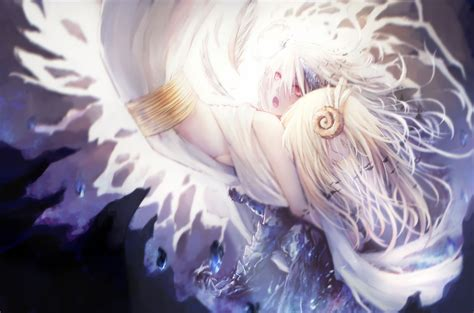 fallen angel anime wallpapers top  fallen angel