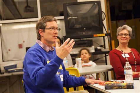Ud Faculty Author Teague Reaches Out To Young Readers And