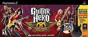 Guitar Hero Aerosmith Game U0026 Guitar Controller