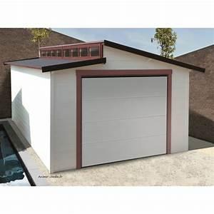 Garage Le Moins Cher : garage bois porte coulissante torino toit 2 pentes solid pas cher ~ Medecine-chirurgie-esthetiques.com Avis de Voitures