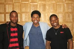 Leon Thomas III, Nathan Davis Jr., and Jason Mitchell Talk ...