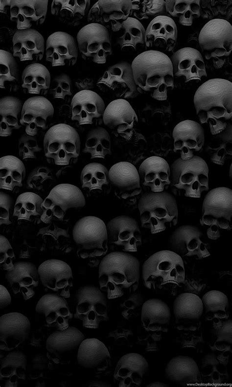 Black Skulls 3d Wallpapers by Skull Black Skulls 3d Many Wallpaper Skull Hd Wallpaper