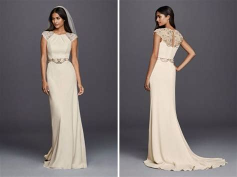 Second Wedding Dress Style Guide