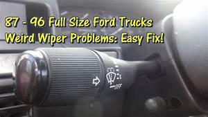 Ford F 250 Wiper Motor Wiring Diagram