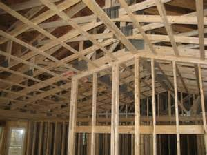 how to a ceiling before installing drywall one project closer