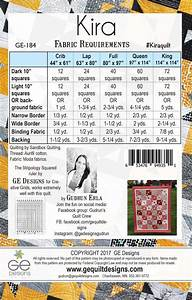 Kira 10 U0026quot  Square Pattern Pdf