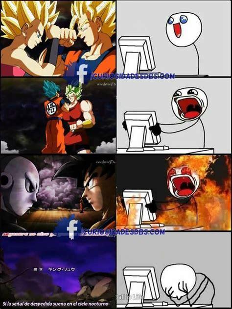 Dragon Ball Super Memes - los mejores memes de la semana dragon ball super manga y anime taringa