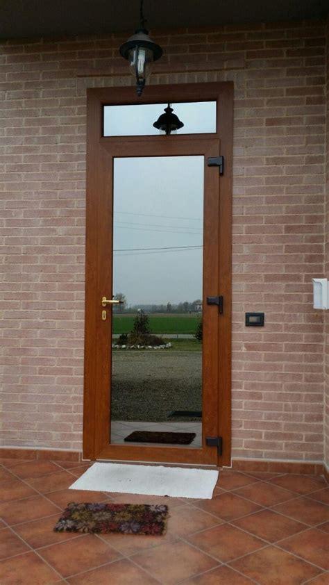 Porte Esterne Con Vetro by Porte Blindate Con Vetro Antisfondamento Cz65