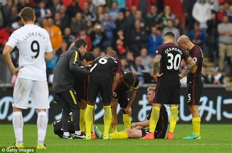 Manchester City sweating on Kevin De Bruyne hamstring ...