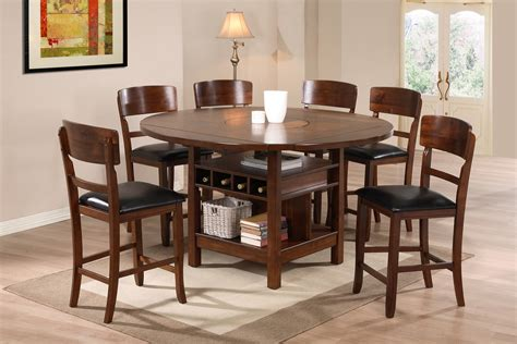 round table dinette sets dining room designs awesome round table dining set wooden