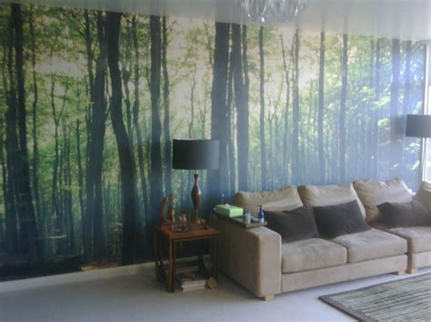 Wall Cover : Mural Wallcovering-grasscloth Wallpaper